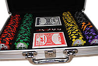 "Покерный набор ""All in"" 200 фишек, фото 5"