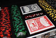 "Покерный набор ""All in"" 200 фишек, фото 7"