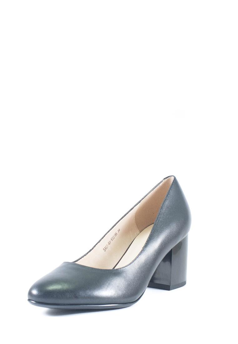 Туфли женские Fabio Monelli S457-90-Y021AK черные (37)