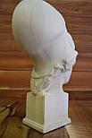 Скульптрура  из дерева Статуэтка  из дерева Македонский, фото 2