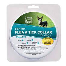 Ошейник от блох и клещей для собак малых пород Sentry Flea&Tick Small, 36 см