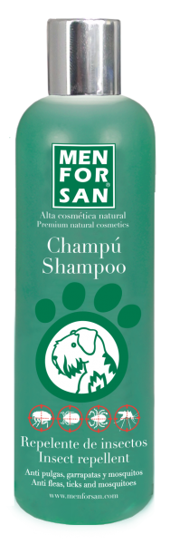 Антипаразитарный шампунь MenForSan для собак, 300 мл