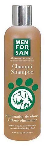 Натуральный шампунь MenForSan для собак с корицей для удаления запахов, 300 мл, фото 2