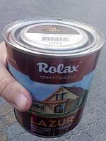 Лазурь Ролакс 105 орех 0,75л