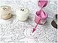 "Картина по номерам. Натюрморт ""Macarons"" 35х45см ROSA START Бесплатная Доставка ""Justin"", фото 4"
