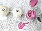 "Картина по номерам. Натюрморт ""Macarons"" 35х45см ROSA START Бесплатная Доставка ""Justin"", фото 5"
