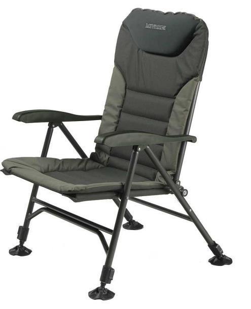 Кресло карповое Mivardi Chair Comfort Quattro  (M-CHCOMQ) Чехия