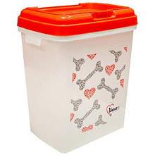 1st Choice контейнер для хранения корма прямоугольный, 15 кг, 35 л
