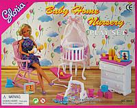 Мебель для Барби 9929 детская комната