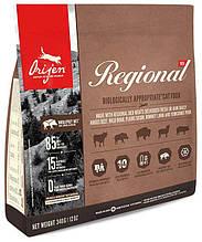 Сухой корм для котов ORIJEN Regional Red Cat, 340 г, Заводская упаковка