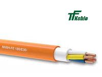 Огнестойкий безгалогенный кабель (N)HXH 3x1,5 FE180/E30 0,6/1 kV E-Strip
