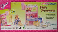 Мебель для Барби 21019 детская комната