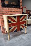 Дизайнерский британский комод из массива ясеня, фото 6