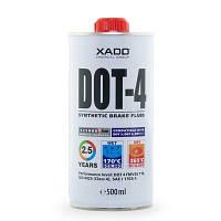 Гальмівна рідина XADO DOT-4 0,5 л