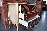 Дизайнерский британский комод из массива ясеня, фото 2