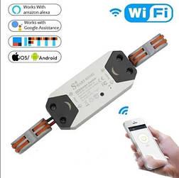 Беспроводной выключатель WiFi умное реле 2шт умный дом