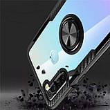 TPU+PC чехол Deen CrystalRing for Magnet (opp) для Xiaomi Redmi Note 8T, фото 6