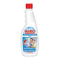 """Для стекла запаска """"Марио"""" 0,5л.Море (12шт. / Уп.)"""
