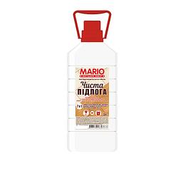 """ТМ Марио """"ЧИСТИЙ ПОЛ"""" моющее средство 3л."""