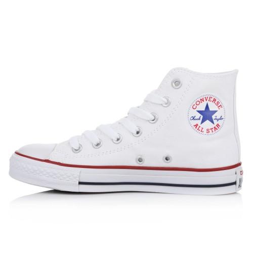 Кеды Converse All Star White Высокие 43