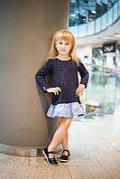 ANDRE TAN Дизайнерское платье для девочки. Размеры: 116, 128, 140