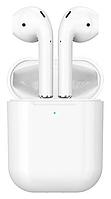 Беспроводные Bluetooth наушники TWS | Borofone BE30 с беспроводной зарядкой
