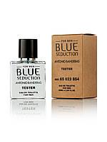 Antonio Banderas Blue Seduction 50 ml, премиум тестер
