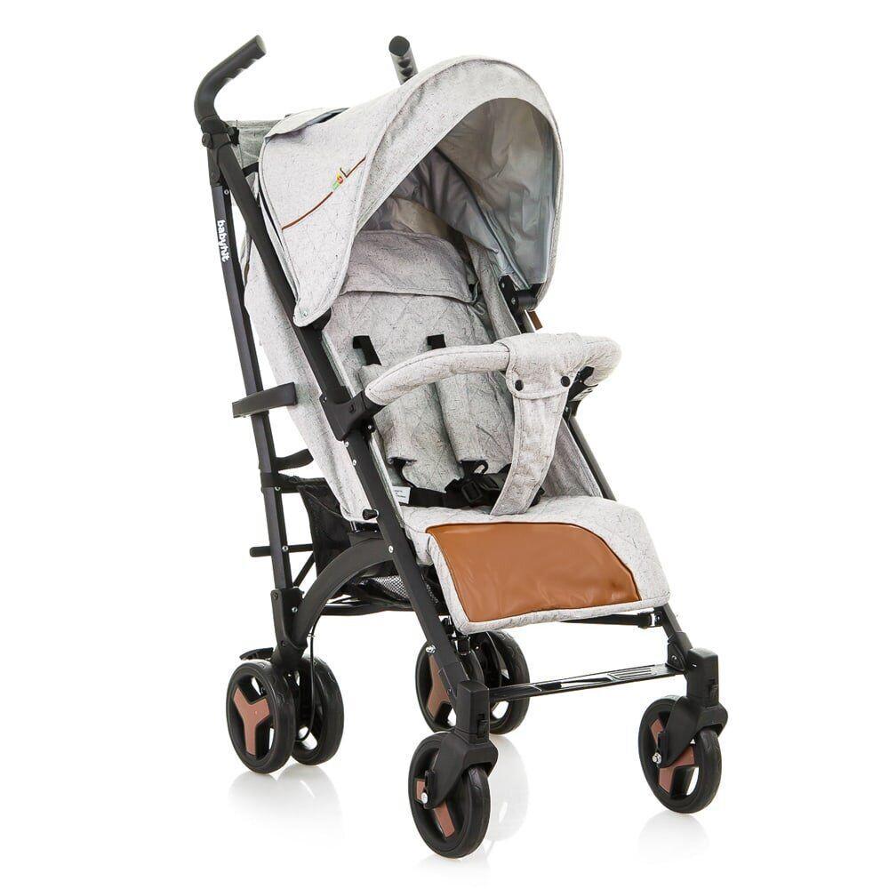 Прогулянкова коляска Babyhit Rainbow G2 Noble Grey