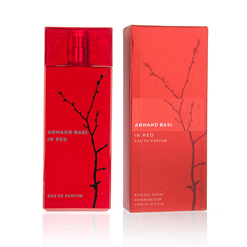 Armand Basi In Red Парфюмированная вода 100 ml (Арманд Баси Ин Ред) Женский Парфюм