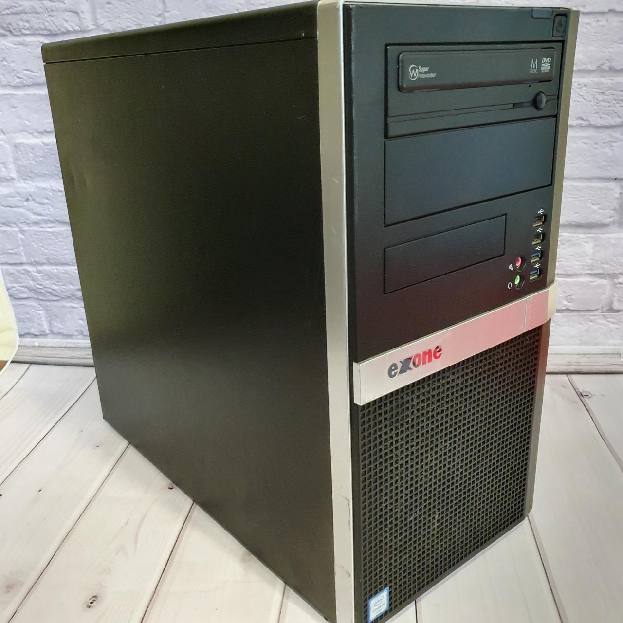 Системный блок Game Edition  Game (Intel Core i5-6500 4x3.60Ghz/8Gb DDR4/SSD 120Gb/GTX 680 2 Gb GDDR5))