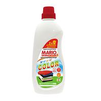 """Для стирки жидкий """"Марио"""" 1л.Для цвет. (10шт. / Уп.)"""