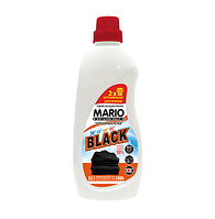 """Для стирки жидкий """"Марио"""" 1л.Для черного (10шт. / Уп.)"""