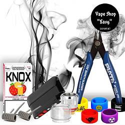 Комплектующие для электронных сигарет
