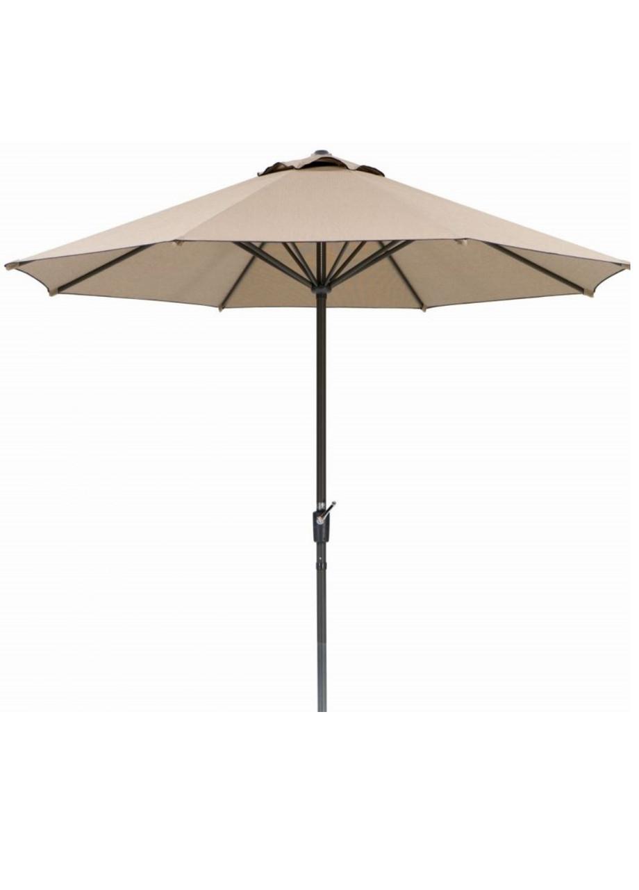 Садовый зонт Penny D=380см Бежевый