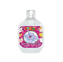 ЛАПУНЯ Дитячий шампунь з екстактом коренів лопуха доз 0,3 мл  (4823317821382)