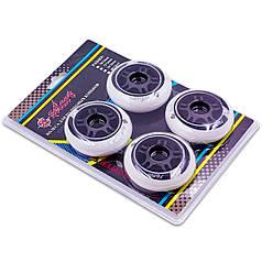Колеса для роликов (4шт) Zelart 76mm 4шт PZ-SK-4450