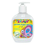 Лапуня Детское жидкое мыло 0,3 мл с экстрактом соцветий липы доз 24шт / уп