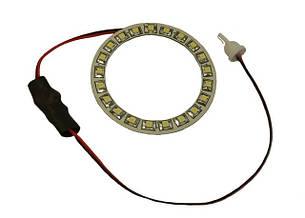 Светодиодное кольцо LED ring SMD 3528 70mm (Pure White)
