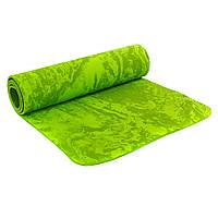 Коврик для фитнеса и йоги PER 8мм (размер 1,83мx0,61мx8мм, цвета в ассортименте)