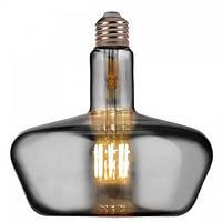 Лампа светодиодная Horoz Electric Filament Ginza-XL Titanium LED 8Вт 620Лм Е27 2400К