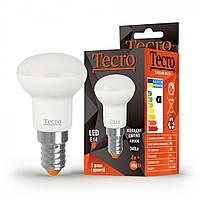 Лампа светодиодная Tecro LED 4Вт 340Лм E14 4000К холодный свет (TL-R39-4W-4K-E14)