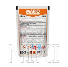 Засіб для прочищення труб кріт гранули ТМ Mario 200 г  (4823317135724)