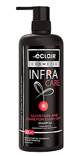 "Шампунь ""INFRA CARE"" 900 мл Nutrition and care for every day (живлення та догляд кожен день)"