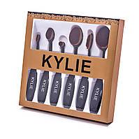 Набір кісточок для макіяжу Kylie (6 предметів) (Репліка)
