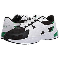 Кросівки Puma Ascend Puma White/Puma Black/Amazon Green - Оригінал, фото 1