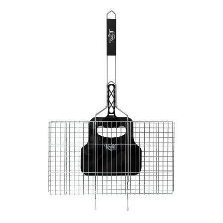 Решетка для гриля Krauff Bratrost 29-274-005 26х45х66 см