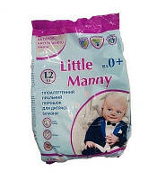 Пральний порошок для прання дитячої білизни Little Manny 1,2кг (4820138320445)