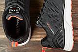 Кроссовки мужские 10361, BaaS Ploa Running, темно-серые [ 41 ] р.(41-26,2см), фото 5