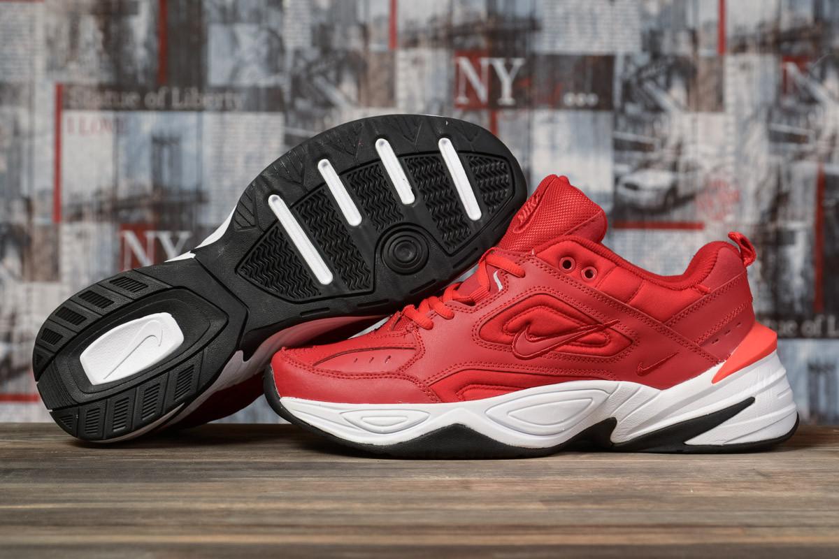 Кроссовки мужские 16952, Nike Air, красные, < 41 42 43 44 45 > р. 41-26,0см.