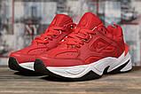 Кросівки жіночі 16963, Nike Air, червоні, [ 38 39 40 41 ] р. 38-24,0 див., фото 2